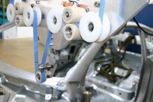 Schaubild automatisiertes Reinigen